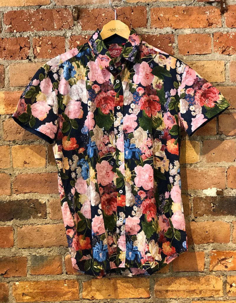 Phillips Rose Short Sleeve Shirt