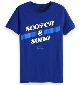 Scotch & Soda Scotch & Soda Logo Tee