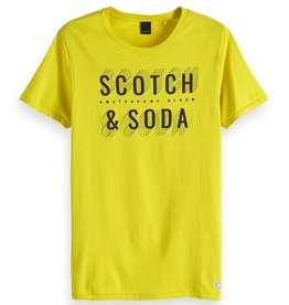 Scotch & Soda Scotch & Soda Logo Tee