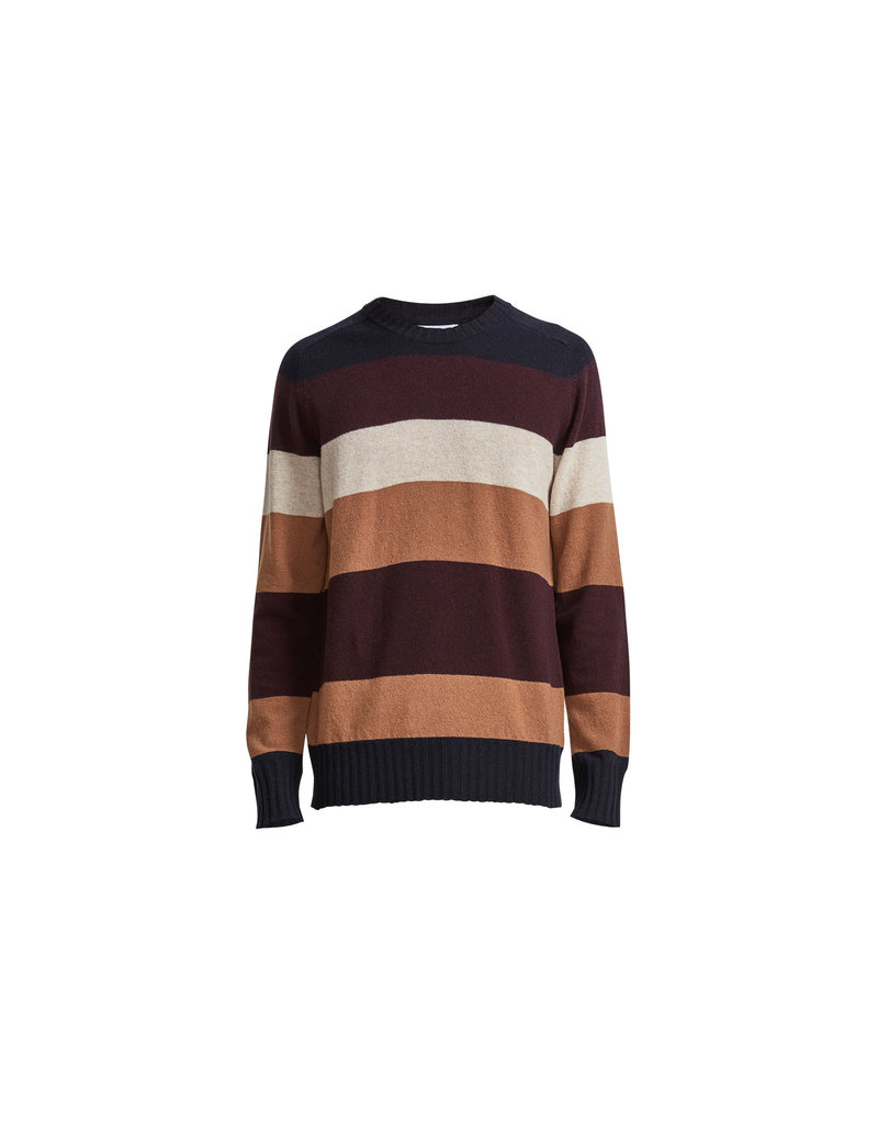 No Nationality Edgar Jumper | Stripe