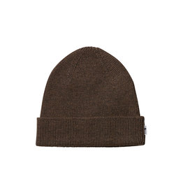 No Nationality Niko Beanie | Chocolate