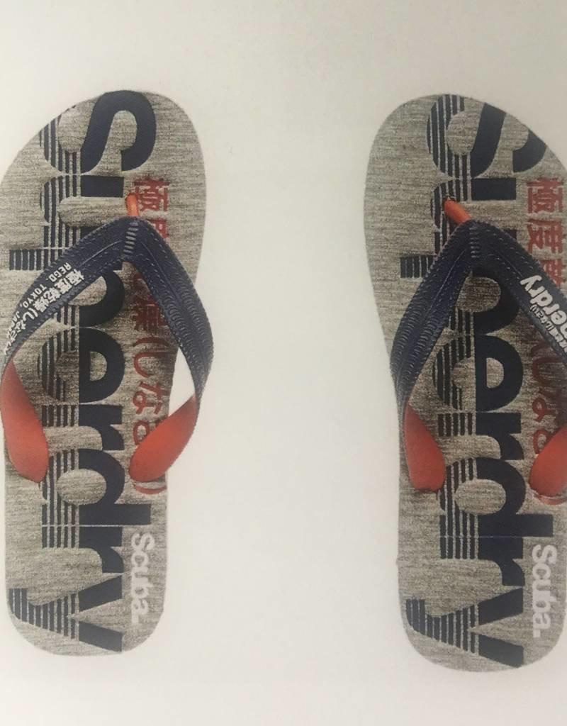 c44a7696a4066 Superdry Superdry Scuba Marl Flip Flop - Mitchell McCabe Menswear