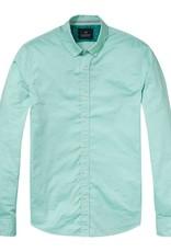 Superdry Scotch & Soda Button-down Shirts Flash Green x - small