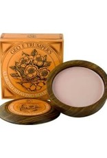 Geo F. Trumper Trumper Almond Soap With Bowl