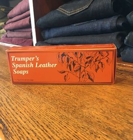 Geo F. Trumper Trumper Spanish Leather Hand Soap