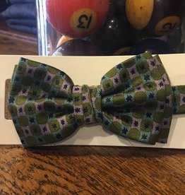 Scotch & Soda Scotch & Soda Bow Tie / Green Print