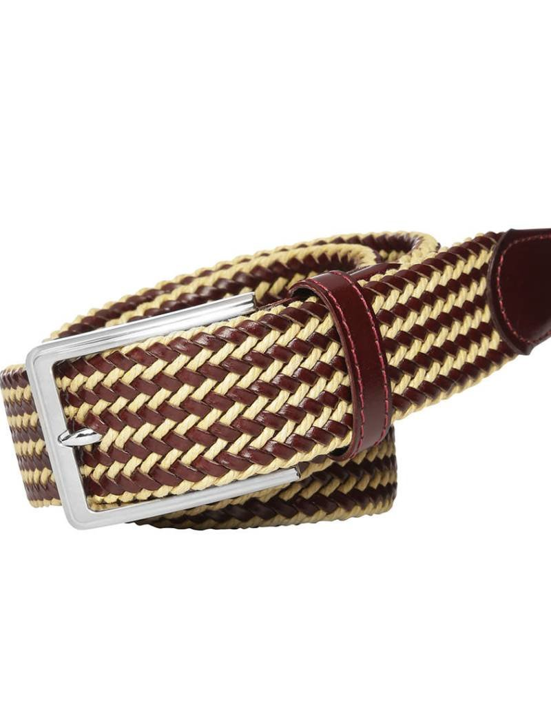 Buckle 1922 / Daytona / 35mm Plaited Belt