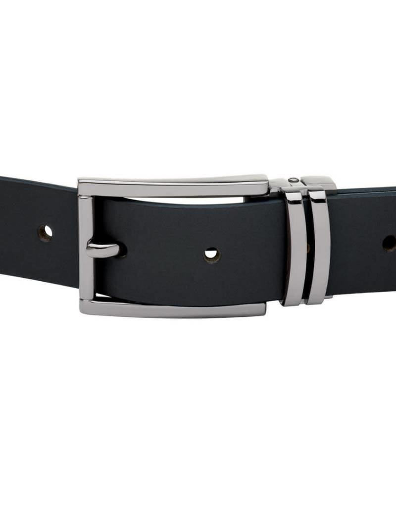 Buckle 1922 / Venetian Leather 30mm /  Reverse Belt