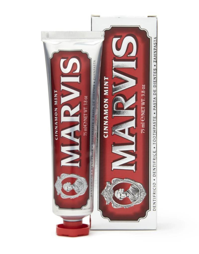 Marvis Toothpaste - Cinnamon Mint / 75ml