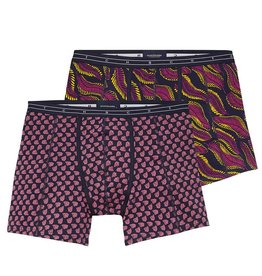 Scotch & Soda All-over Printed Boxer | 139847-0217