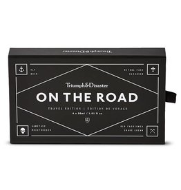 Triumph & Disaster On The Road Travel Edition Gift Set
