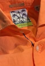 Scotch & Soda Poplin Shirt | Tangarine 1501-0320072