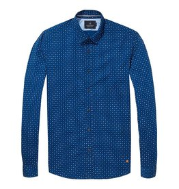 Scotch & Soda Oxford Shirt  | Blue / White 139555-0219