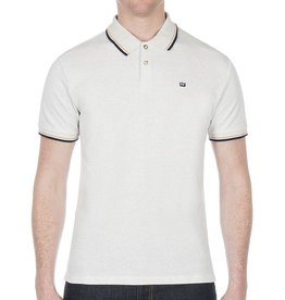 Ben Sherman Romford Polo Shirt | White 47811-106