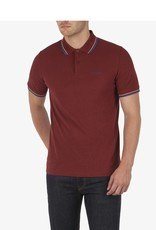 Ben Sherman Romford Polo Shirt | Burgundy 10636