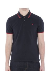 Ben Sherman Romford Polo Shirt | Navy MC11485EF5