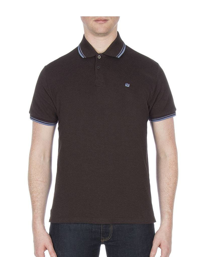Ben Sherman Romford Polo Shirt | Coffee BS0047811043