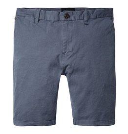 Scotch & Soda Chino Shorts | Worker Blue 136232-0562