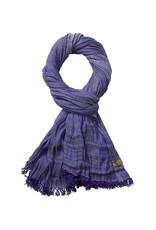 Scotch & Soda Cotton Scarf | Purple 136618-0214