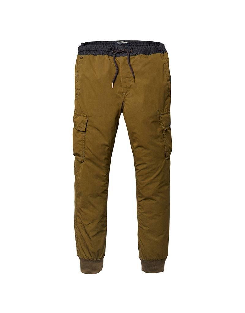 Scotch & Soda Cargo Pants | Military 136225-0360