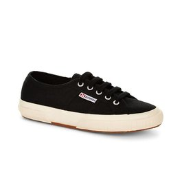 Superga 2750 Cotu Classic Sports Shoe | Black