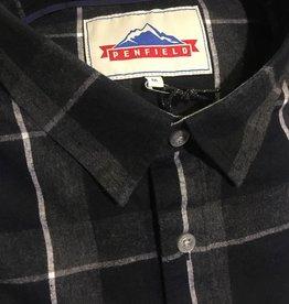 Penfield Clarke Check Shirt   Grey