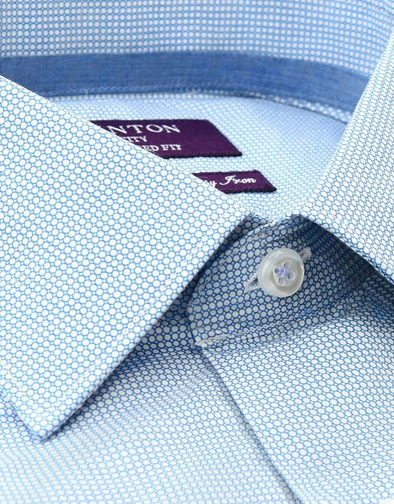 Ganton Pink Business Shirt - 3021ACK