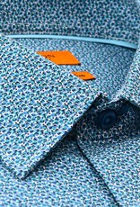 Ganton Blue Dress Shirt - 5003CCN