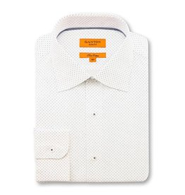Ganton Blue Business Shirt - 6044CSSN