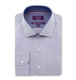 Ganton Red Business Shirt - 6052MSSK