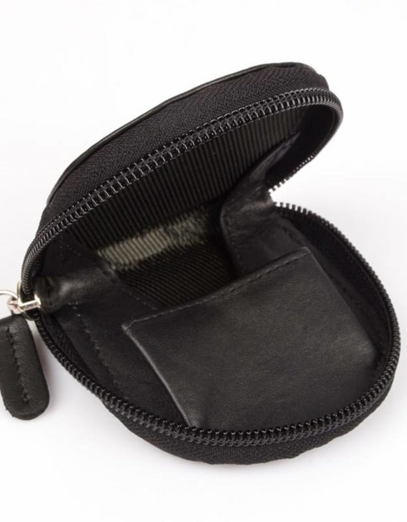 Dents Black Wallet | 23-5113