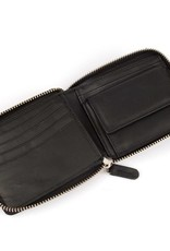 Dents Black Wallet | 23-5114