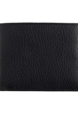 Dents Black Wallet | 23-5510