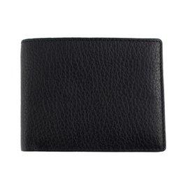 Dents Black Wallet | 23-5510