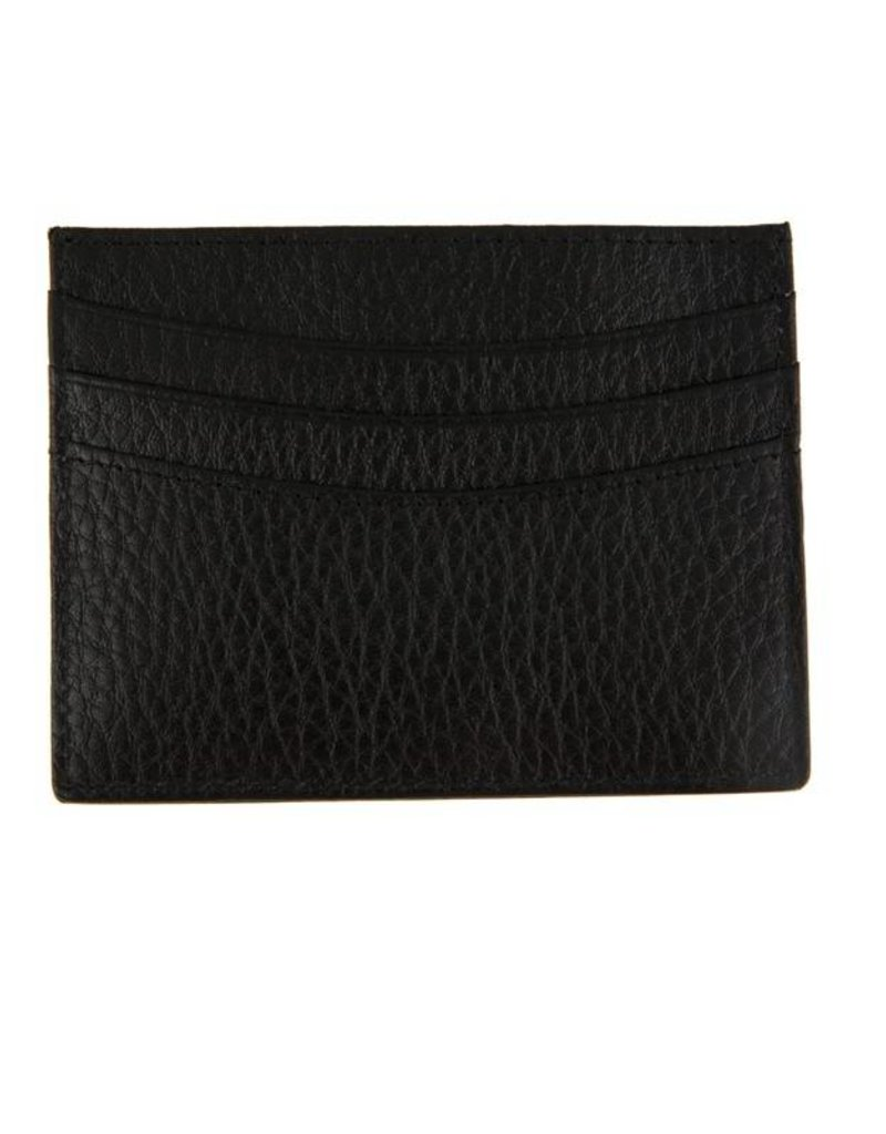 Dents Black Wallet | 23-5512