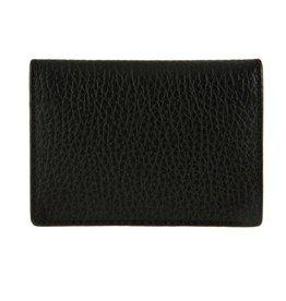Dents Black Wallet | 23-5511