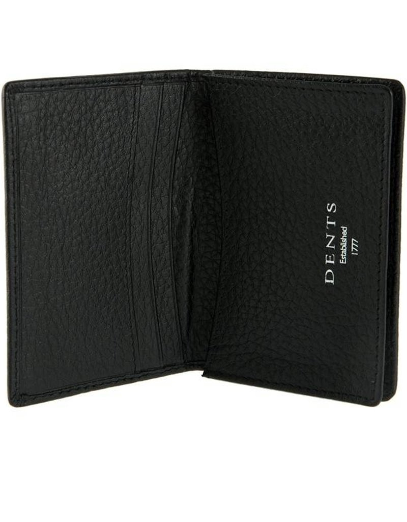Dents Black Wallet | 23-5511