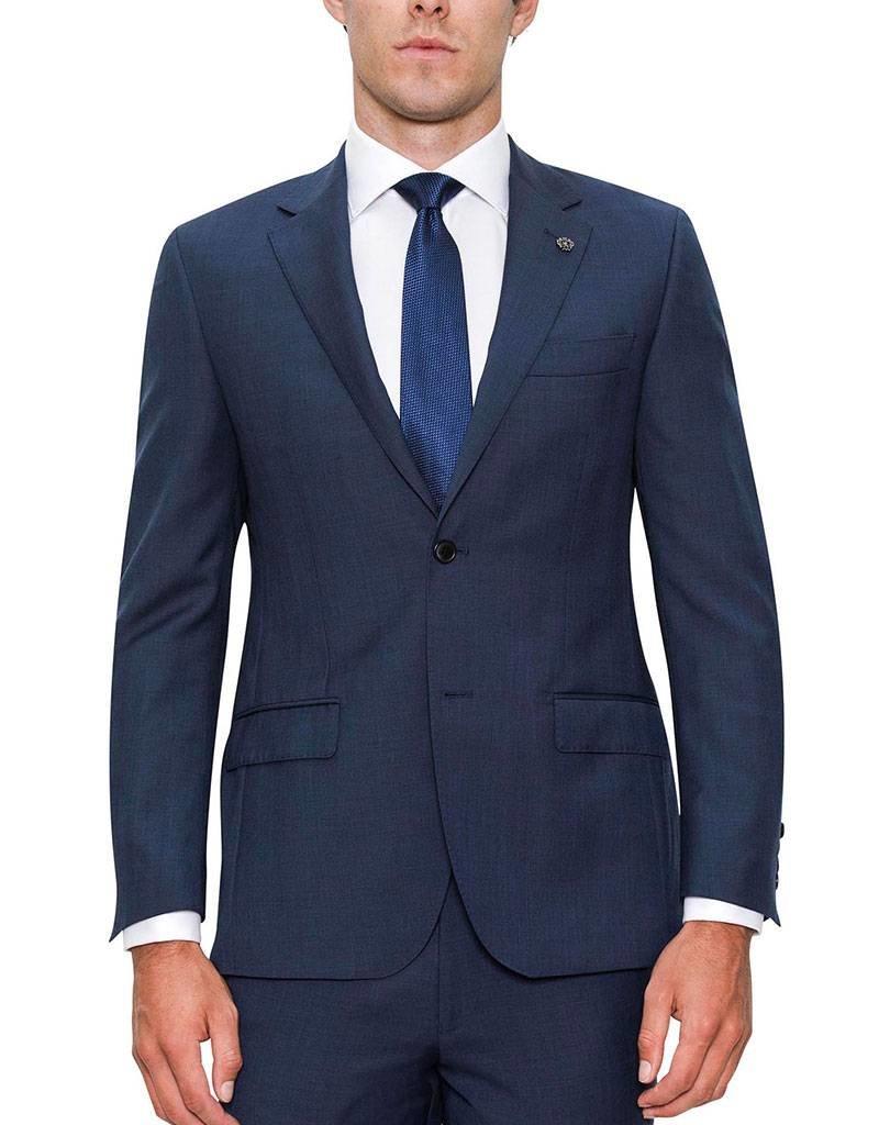 Cambridge Morse  Jacket PCED0001C1 | Blue Regular