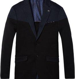 Scotch & Soda Classic Knitted Blazer | Navy
