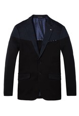 Scotch & Soda Classic Knitted Blazer | Navy