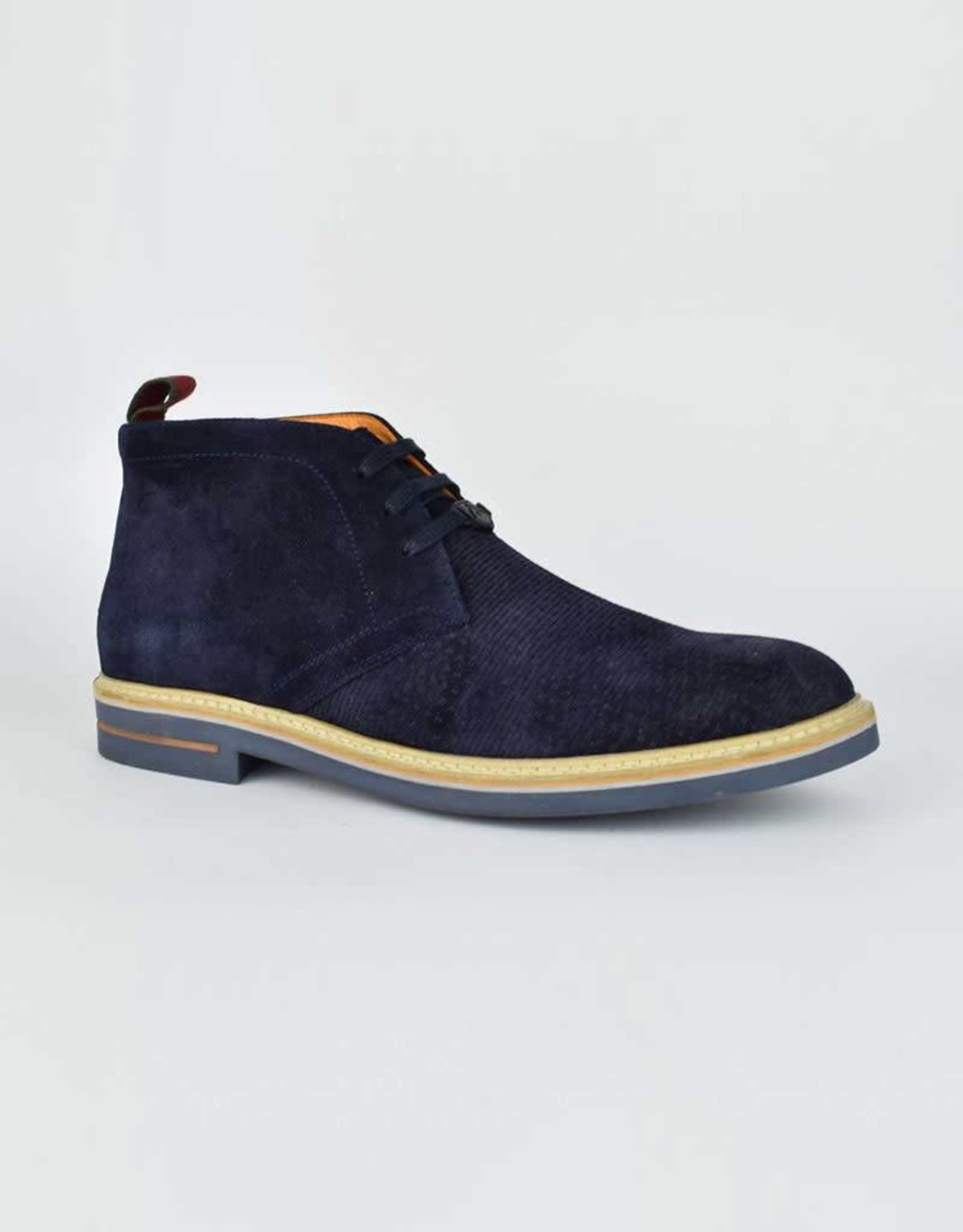 Ambitious Pensilvania  Leather Shoes | Navy