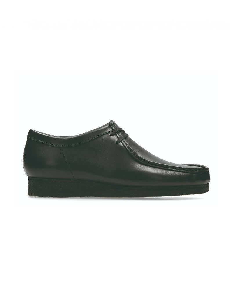 Clarks Originals Wallabee Leather | Black