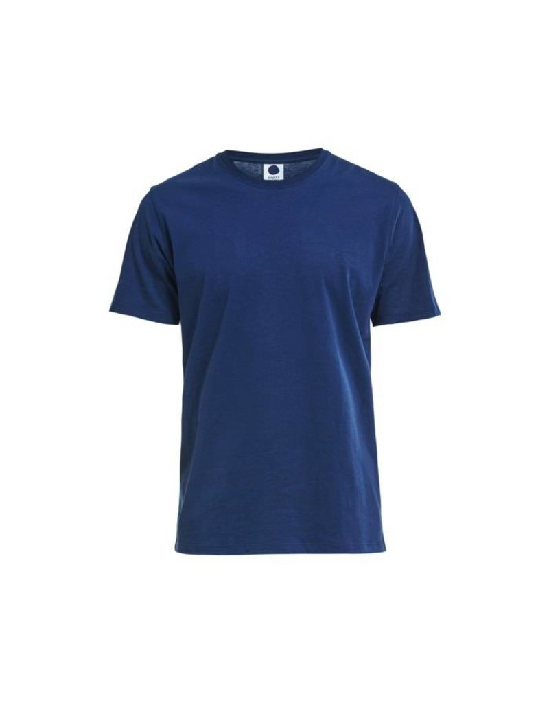 No Nationality Pima Smart Tee | True Blue