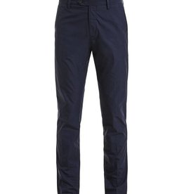 No Nationality Theo Smart Trouser | Midnight  Blue