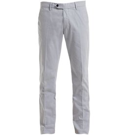 No Nationality Theo Smart Trouser | Silver Grey