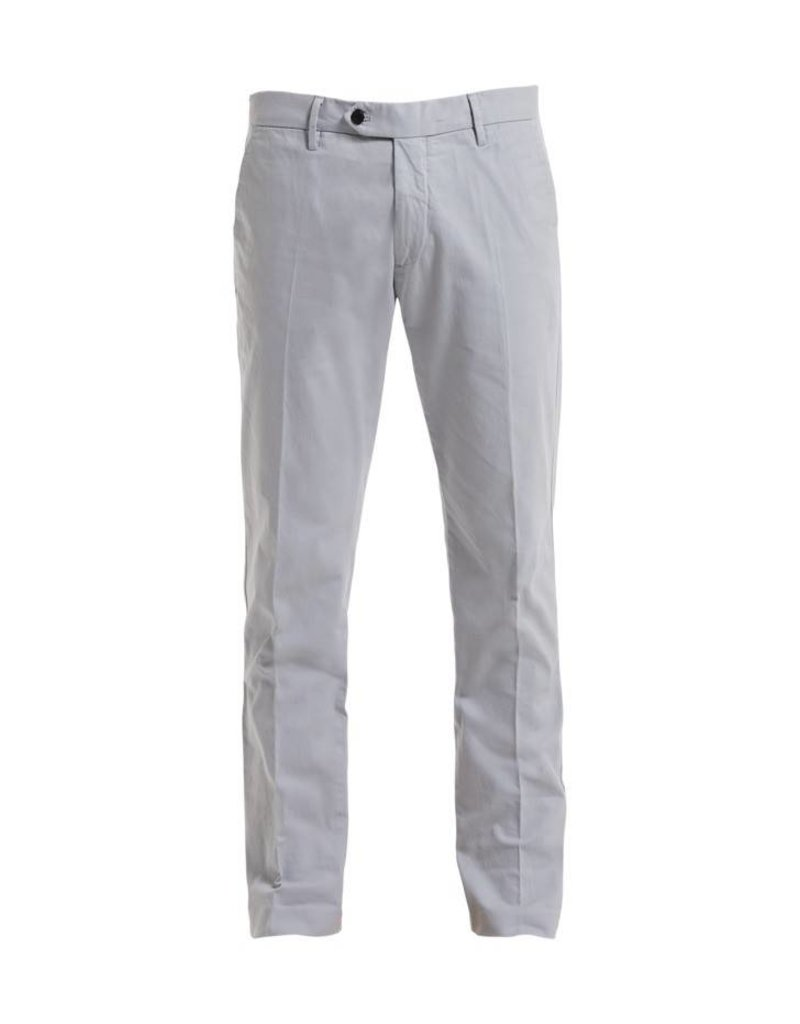 No Nationality Theo Smart Trouser | Light Grey
