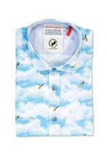 A Fish Named Fred Clouds Short Sleeved
