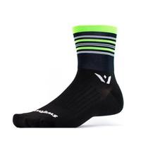 Swiftwick Aspire Four Stripe Socks