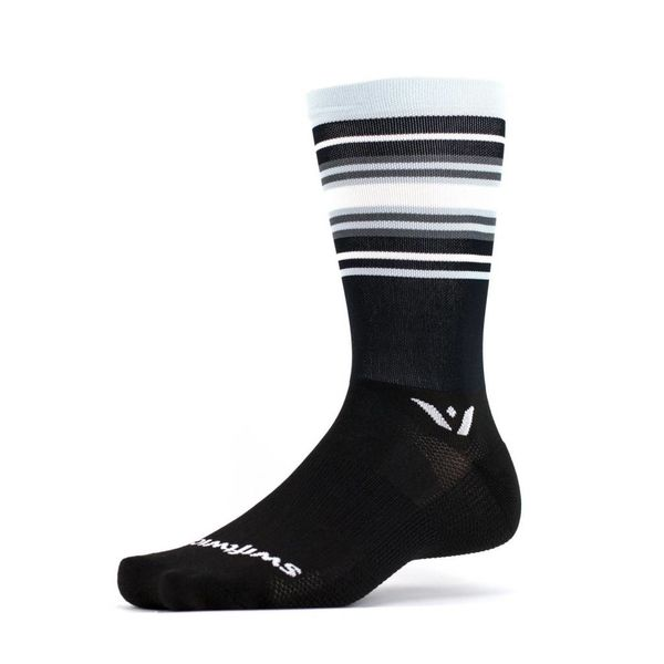 Swiftwick Swiftwick Aspire Stripe Seven Socks