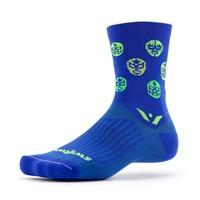 Swiftwick Vision Five Luchador Socks